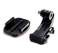 Accessoires GoPro FixationPour-Caméra d'action,Gopro Hero 2 / Gopro Hero 3 / Gopro Hero 3+Auto / Militaire / Roller / Motoneige /