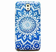Aztec China Blue Pattern Thin Hard Case Cover for Samsung Galaxy Note 3