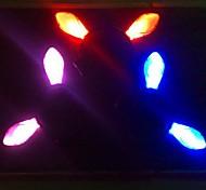 LED   Flashing  Bunny Ears Design Plastic Party Light (Random Color x1pcs)