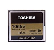originais toshiba exceria pro cartão de memória UDMA profissional compactflash 16gb 1066x 7 r: 160MB / sw: 95MB / s