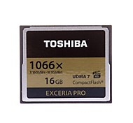Toshiba EXCERIA PRO Professional CompactFlash CF Card (16GB / 1066X)
