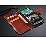Fashion® Flip  pu Leather for HTC M8 ,HTC M8 Leather Case