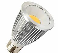 Focos LOHAS MR16 E26/E27 7 W 1 LED de Alta Potencia 550-630 LM Blanco Fresco AC 100-240 V