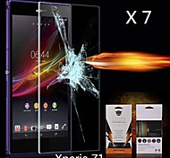 Ultimate Shock Absorption Screen Protector for Sony-Ericsson L39h Xperia Z1 (7PCS)