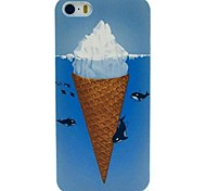 киты под мороженого шаблон для iPhone 5 / 5s