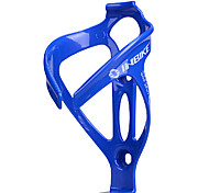 INBIKE PC Plastic Steel Blue Wearproof Cycling Water Bottle Cage