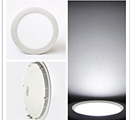 18 W 90 SMD 2835 1500 LM Cool White Recessed Retrofit Ceiling Lights / Panel Lights AC 85-265 V