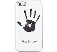 WIR WISSEN, Design-Aluminium Hard Case für iPhone 4/4S