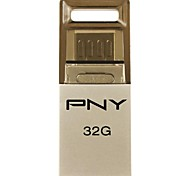 PNY OTG Duo- Link OU2 32GB USB Flash Drive