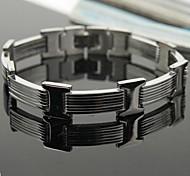 Men's Fashion Personality Titanium Steel Exquisite Bracelets