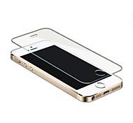 hoge transparante voorkant screen protector met een reinigingsdoekje voor iPhone 4 / 4s