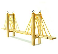 DIY Cable-stayed Bridge Educational Toys