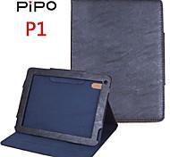 Original Stand PU-Leder schützen Fallabdeckung für pipo p1