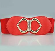 coeur de la mode pu boucle de la ceinture des femmes