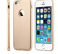 TOTU  Silicone  Cover for iPhone 6/iPhone 6 Plus (Assorted Colors)