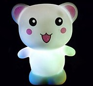 Coway Colorful Happy Bear LED Nightlight
