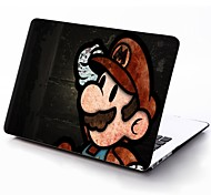 Cartoon Design Full-Body Protective Plastic Case for 11-inch/13-inch New MacBook Air
