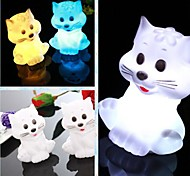 Coway The Little Cat Colorful LED Nightlight