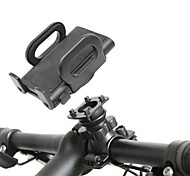 Cycling ABS Black 360 Degree Rotating Fixed Phone Holder