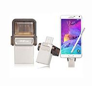 haute qualité mini 32 Go OTG téléphone mobile USB lecteur flash