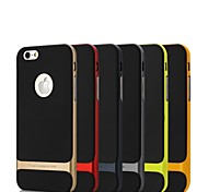 ROCK® Silicone Frame Case Ultra-thin Bumblebee Shell for iPhone 6s 6 Plus