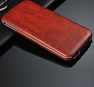 Fashion Oil Wax PU Leather Vertical Flip Case for HTC One 2 M8(Assorted Colors)