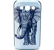 Der Elefant Muster Hülle für Samsung Galaxy I8552 Win