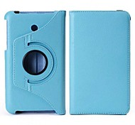 "Tablet Case Cases With Stand Full Body Cases 7"" for Asus Fonepad Solid Colors"