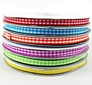 Check Crafts Ribbon 6mm 50-Yard Pool (Assorted Color)