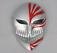 Bleach Hollow Ichigo Silver Cosplay Mask
