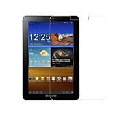 dengpin® high definition ultra duidelijke anti-kras screen protector film voor samsung tab p6800 P6810 7.7 '' tablet