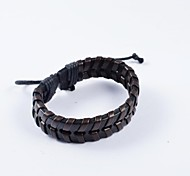 Fashion Men's PU Leather Bracelets