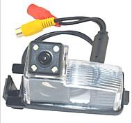 """1/4 """"CCD с высоким разрешением обратная резервная камера заднего вида с 4 привело к Nissan Livina"""