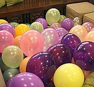 globo de perlas (100 unidades, más colores)
