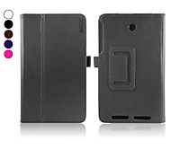 ENKAY Protective PU Leather Case with Stand for Asus MeMO Pad 7 (ME176C)