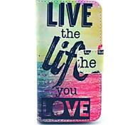 Коко fun® личная жизнь искусственная кожа Полный чехол для тела с защитой экрана, стоять и стилус для iPhone 4 / 4s