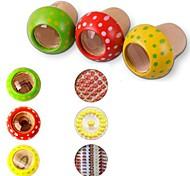 Mushroom Wooden Kaleidoscope Toys for Kids