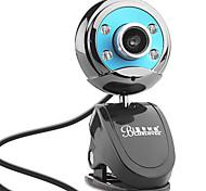 w9 12.0 megapíxeles noche-versión usb webcam-unidad libre para loptop con micrófono