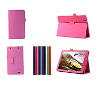 10.1 Inch PU Leather Case with Stand for LG V700  (Assorted Colors)