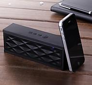 einzigartige Wasser Cube-Design Bluetooth Wireless-Mini-Lautsprecher-Mikrofon für Samsung iPhone Laptop