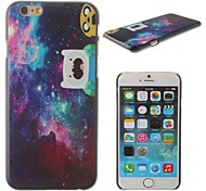 Extra-Terrestrial Pattern Hard Cover for iPhone 6