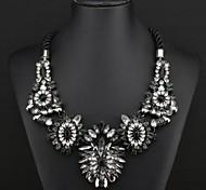 cristal jóia diamonade colar das mulheres