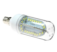 E12 6W 84 SMD 2835 500 LM Cool White T LED Corn Lights AC 85-265 V