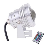 10w rgb Light remote bediend led spot lamp onderwater lamp (12v)