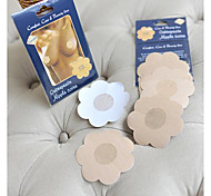 5 Pairs/lot Disposable Non-woven Fabric  Nipple Cover