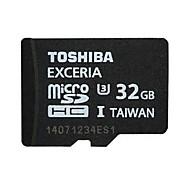 Toshiba 32GB UHS-I U3 MicroSD/MicroSDHC/MicroSDXC/TFMax Read Speed95M (MB/S)Max Write Speed60M (MB/S)