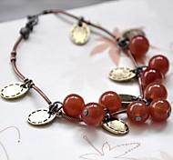 Love Is You Sweet Little Cherry Beautiful Beaded Bracelet