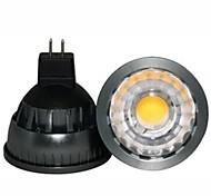 GU5.3(MR16) Focos LED A60(A19) COB 500LM lm Blanco Cálido Regulable / Decorativa DC 12 V