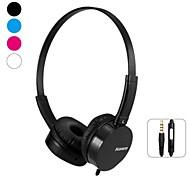 Kanen IP-600 3.5 mm Plug Stereo Headband Headphones with Microphone