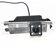 renepai® 170 ° de visión nocturna cámara impermeable del CCD de visión trasera del coche para renault lang grados 420 líneas de TV NTSC / PAL - 4led